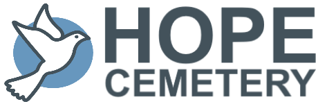 Hope Cemetery Logo